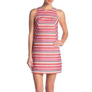 NWT Trina Turk Visalia Striped Sheath Dress